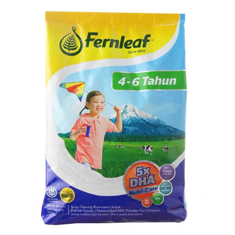Children Milk Powder 4-6 Years Plain