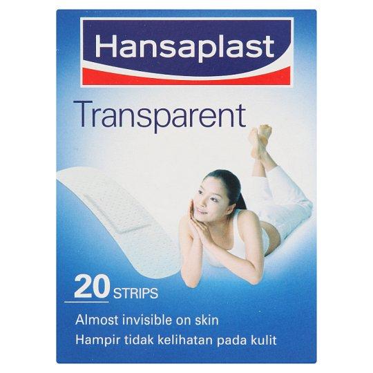 Transparent 20 Strips