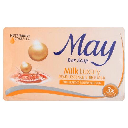 Milk Luxury Pearl Essence & Rice Milk Bar Soap