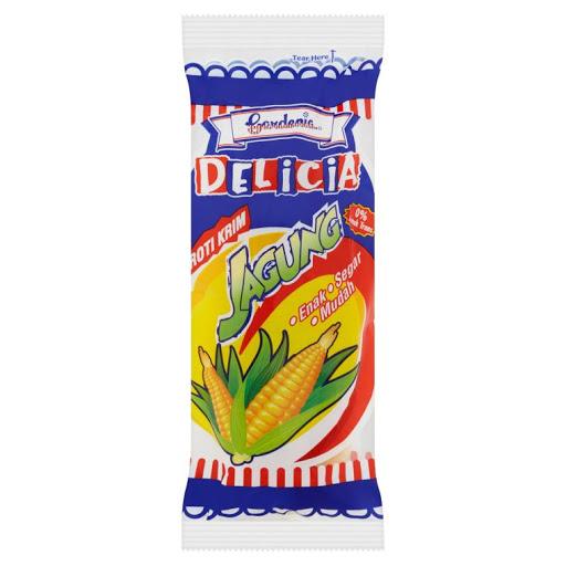 Delicia Corn Cream Roll