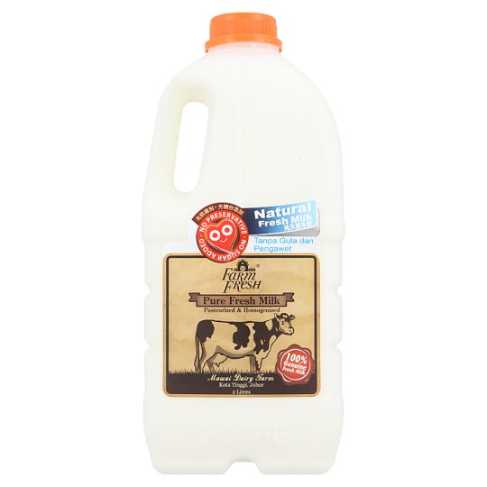 Pure Fresh Milk
