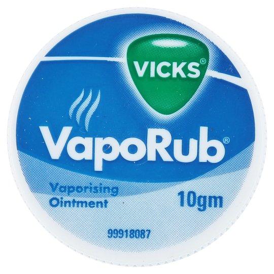 VapoRub Vaporising Ointment