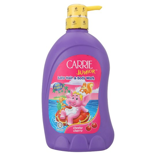 Cheeky Cherry Baby Hair & Body Wash