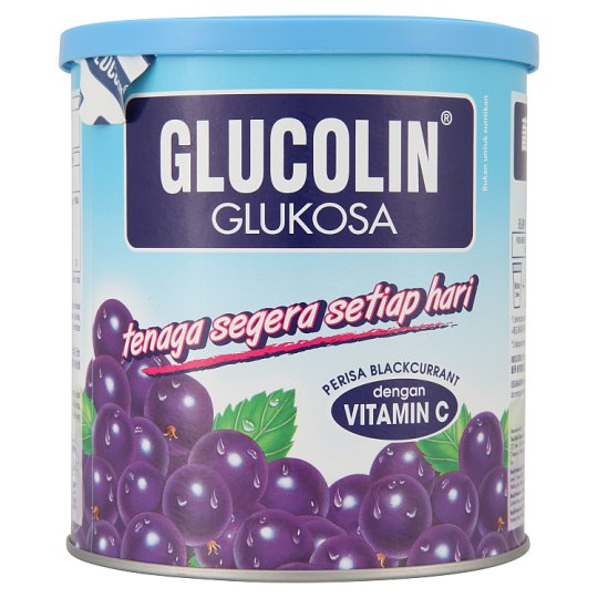 Blackcurrant Glucose with Vitamin C