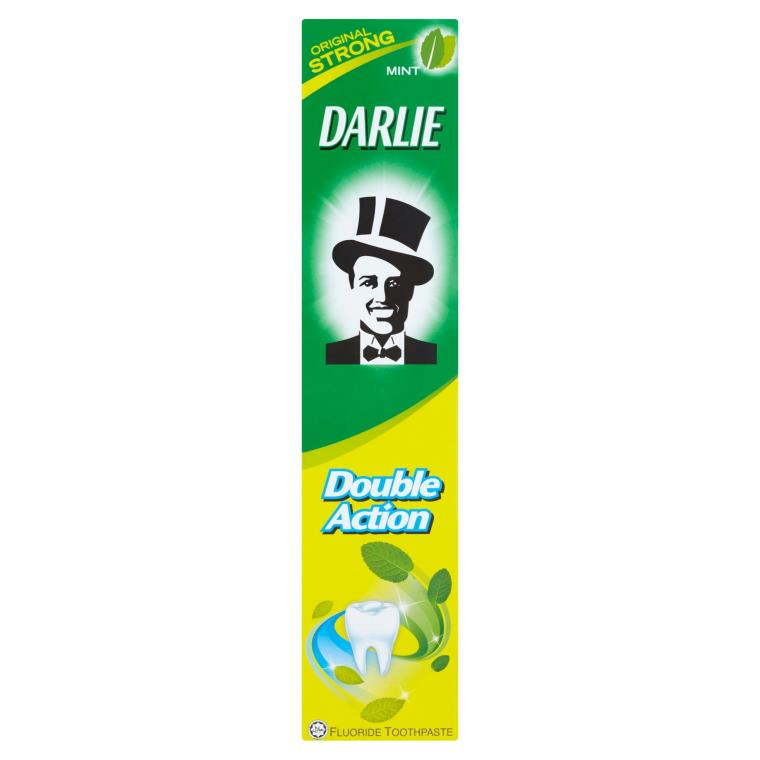 Double Action Mint Fluoride Toothpaste
