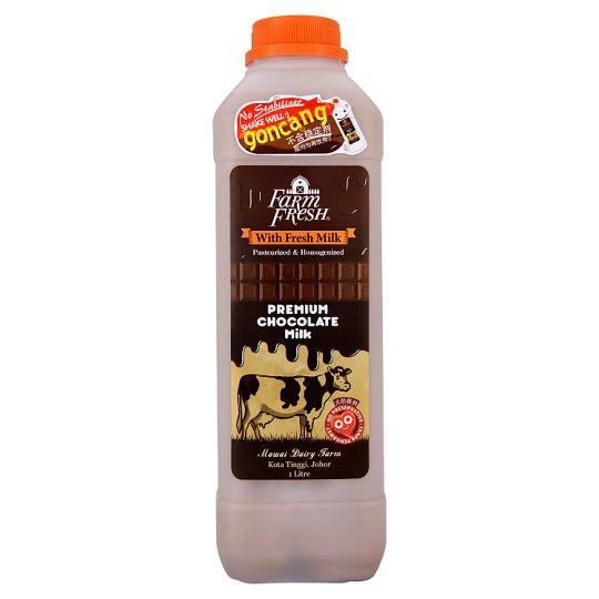 Premium Chocolate Milk