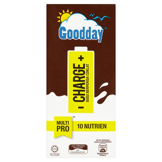 Charge Multi Pro Chocolate Flavoured UHT Recombined Milk