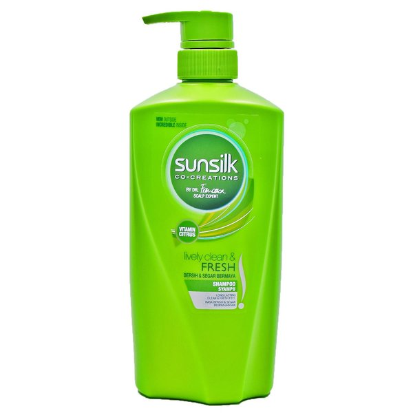 Co-Creation Lively Clean & Fresh Shampoo