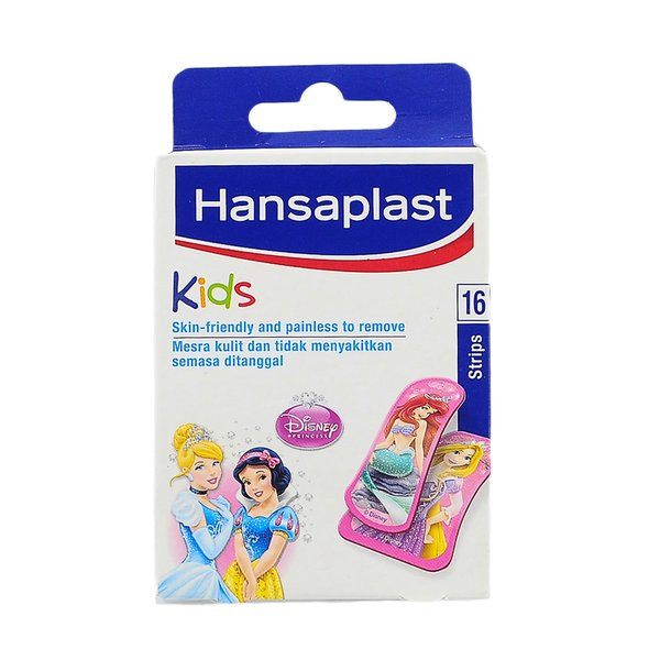 Disney Princess Kids Plaster 20 Strips