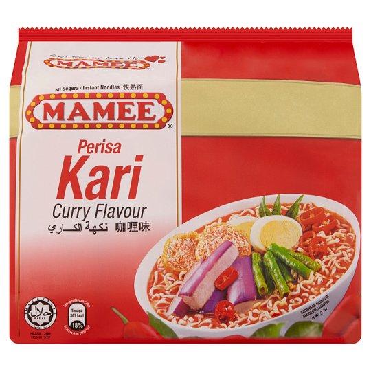 Curry Flavour Noodles 5 x