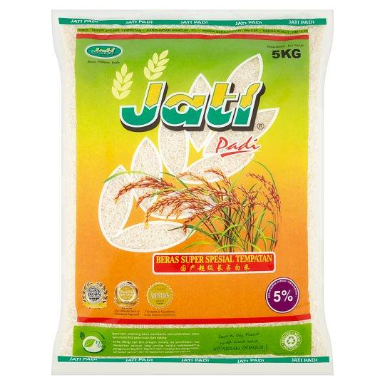 Super Special Tempatan 5% Rice