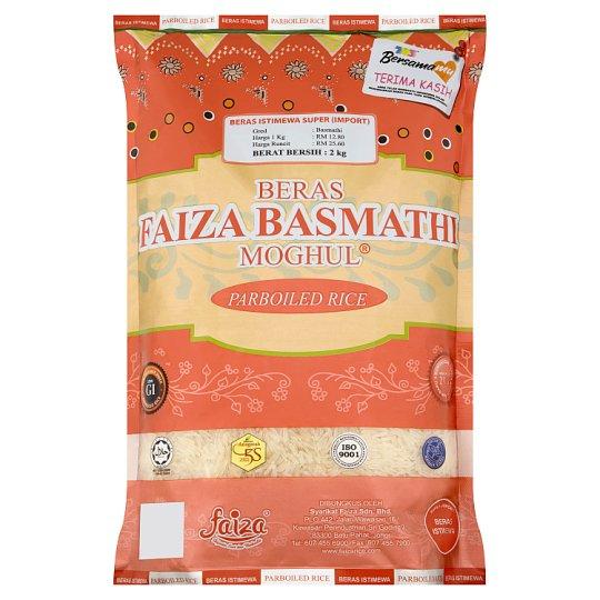 Beras Moghul Basmathi Parboiled Rice