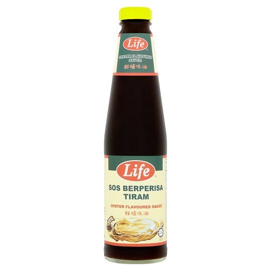 Oyster Flavoured Sauce