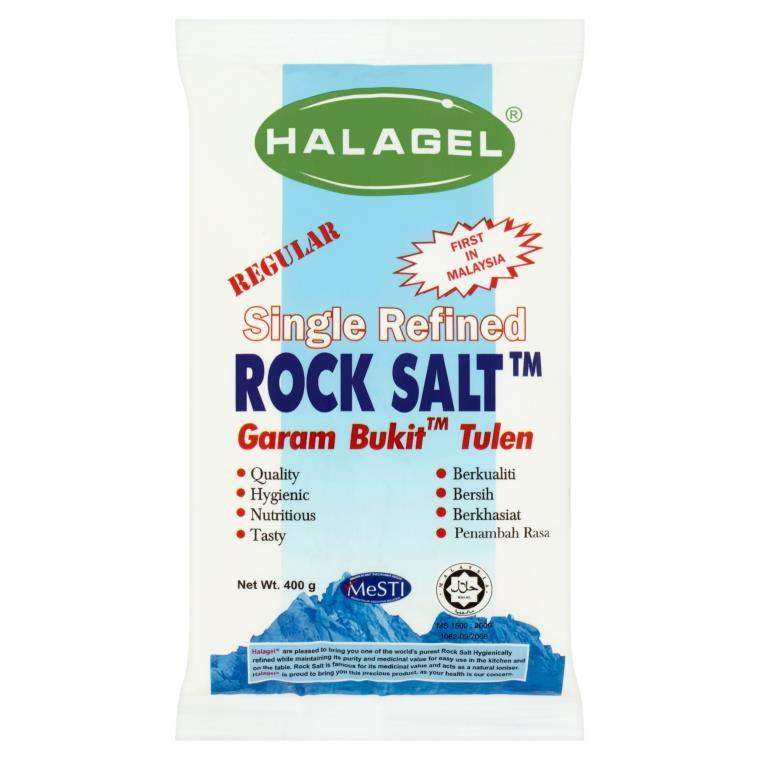 Garam Bukit Single Refine