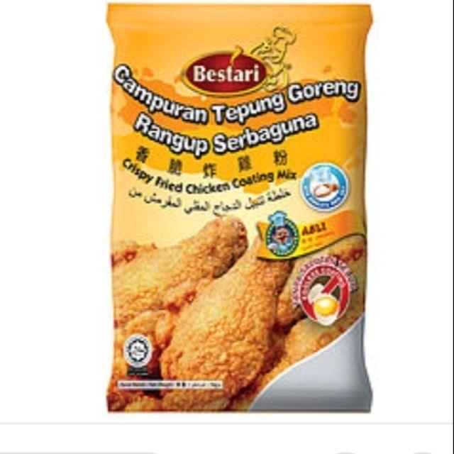 Crispy Fried Chicken Coating Mix Original