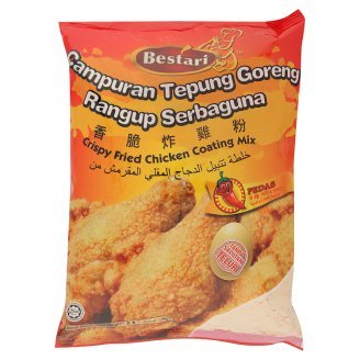 Crispy Fried Chicken Coating Mix Hot & Spicy