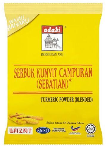Tumeric Powder Blended (Serbuk Kunyit)