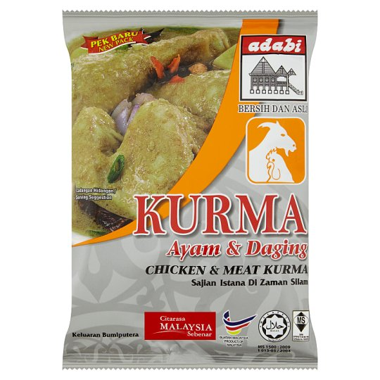 Chicken & Meat Kurma