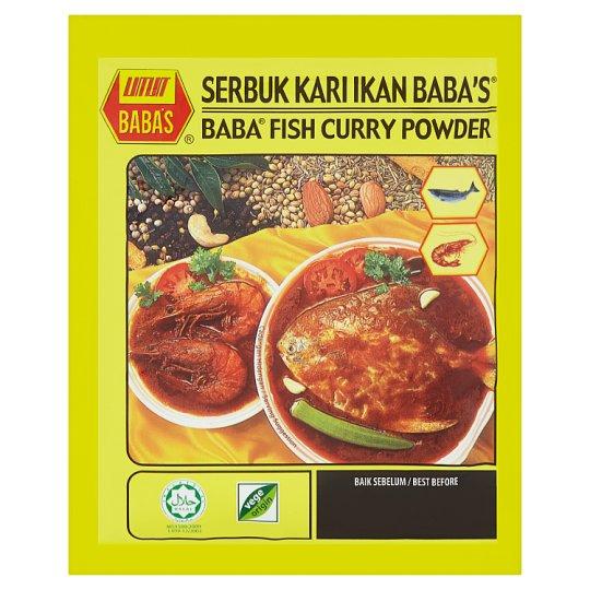 Fish Curry Powder