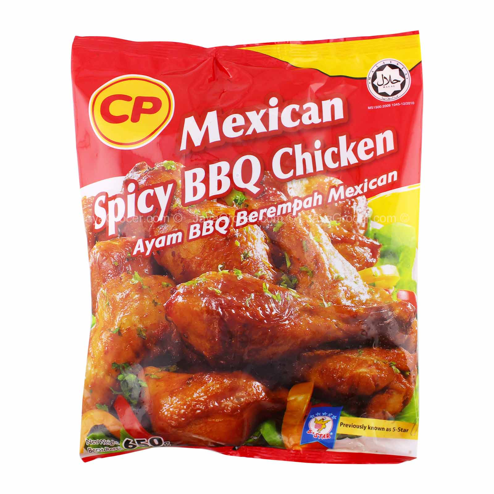 Mexican Spicy BBQ Chicken