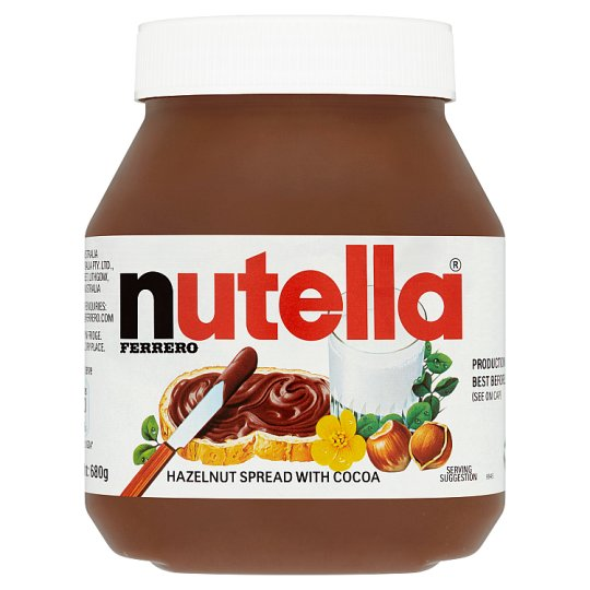 Hazelnut Spread with Cocoa