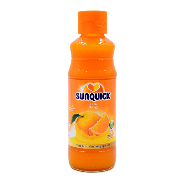 Orange Fruit Drink Base