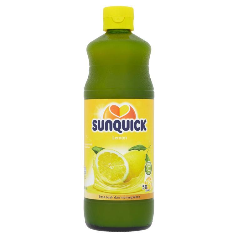 Fruit Drink Base Lemon