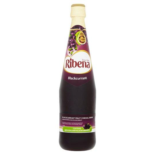 Blackcurrant Fruit Cordial Drink