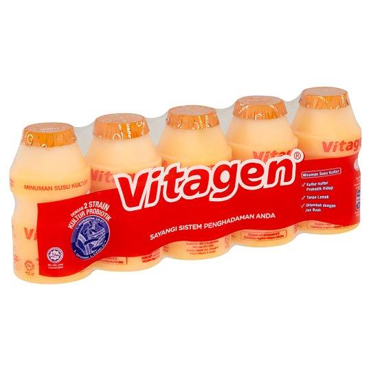 Orange Cultured Milk Drink
