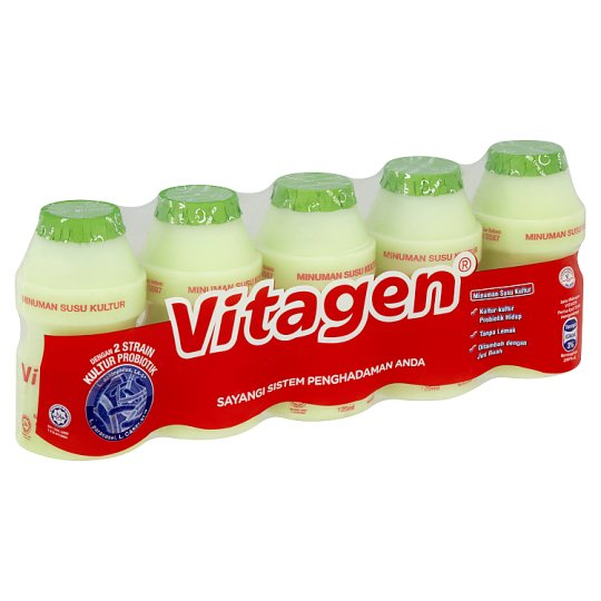 Apple Cultured Milk Drink