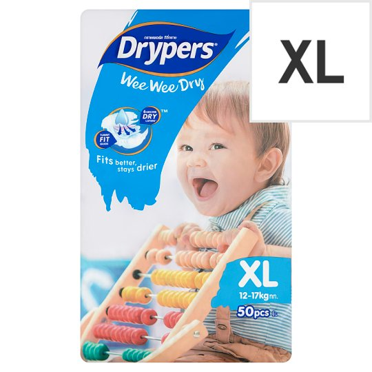 Wee Wee Dry Disposable Diaper XL 12-17kg