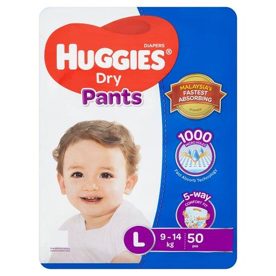 Dry Pants Diapers L 9-14kg