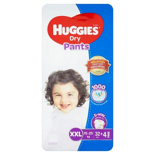 Dry Pants Diapers XXL 15-25kg