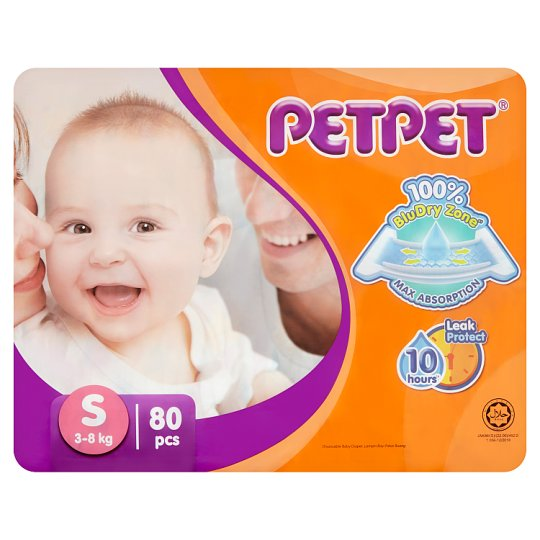 Disposable Baby Diaper S 3-8kg