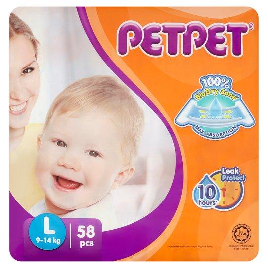 Disposable Baby Diaper L 9-14kg