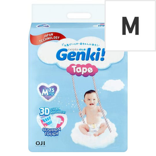 Tape M 7-10kgDiapers