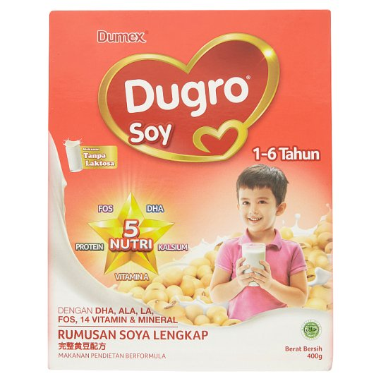 Soy Fo ulated Dietary Foods For Children 1-6 Years