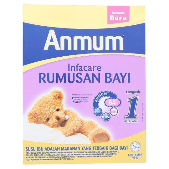 Infacare Step 1 Infant Fo ula Milk Powder 0-12 Months