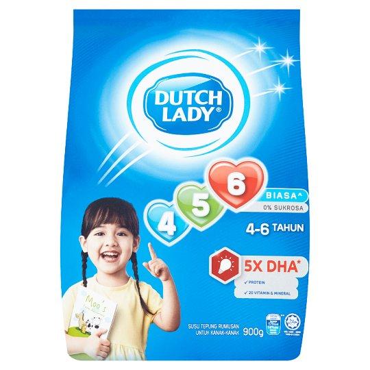 456 Plain Formulated Milk Powder