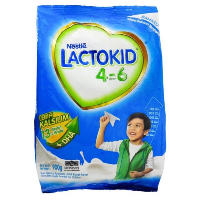 Lactokid 4-6 Years