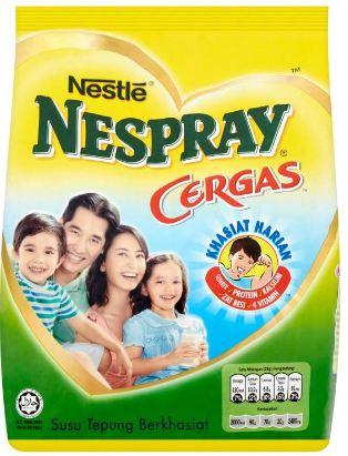 Nespray Active Milk Powder