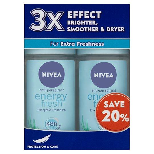 Energy Fresh Anti-Perspirant Deodorant 2 x 50ml