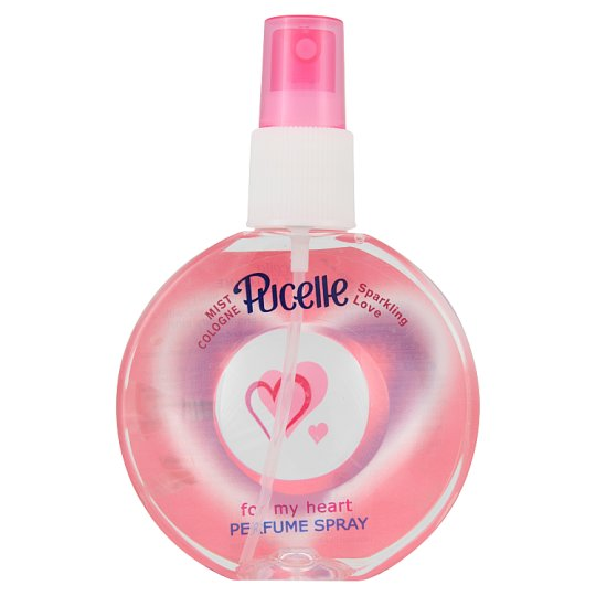 Sparkling Love Mist Cologne Perfume Spray
