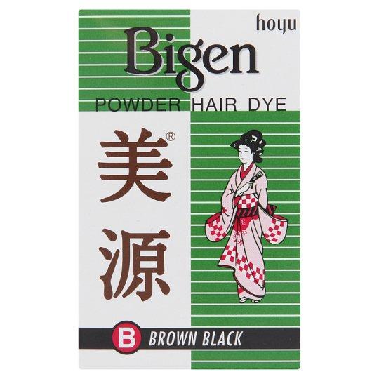 Brown Black Powder Hair Dye