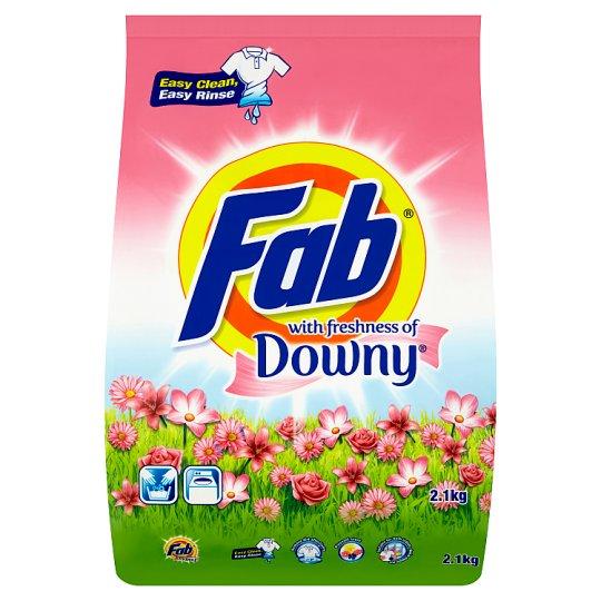With Freshness of Downy Powder Detergent