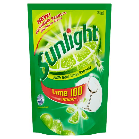 Lime 100 with Real Lime Extracts Dishwashing Liquid