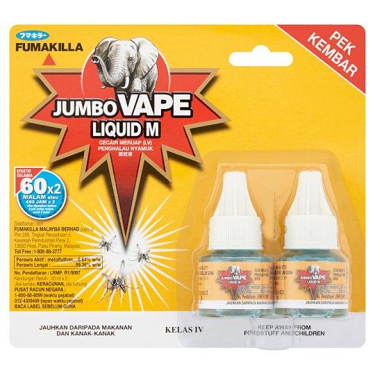 Jumbo Vape Liquid M Twin Pack