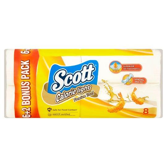 Calorie Light Premium Towel 50 Sheets x