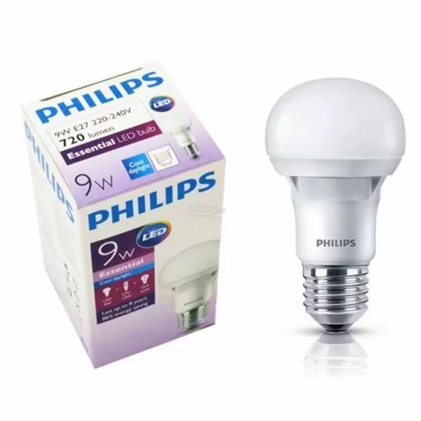 Essential LED Bulb Cool Daylight 9W