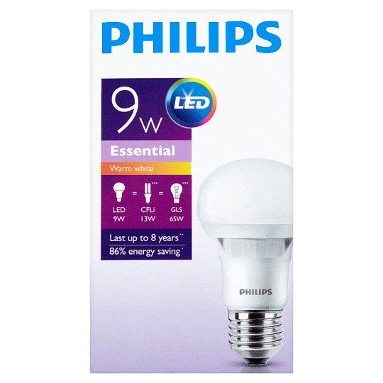 Essential LED Bulb Warm White 9W